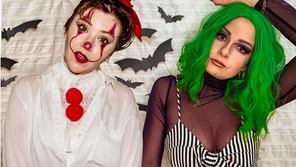 Spooky Spirits and Tricks & Treats