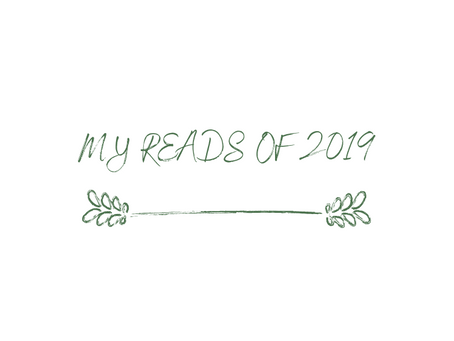 My Reads of 2019