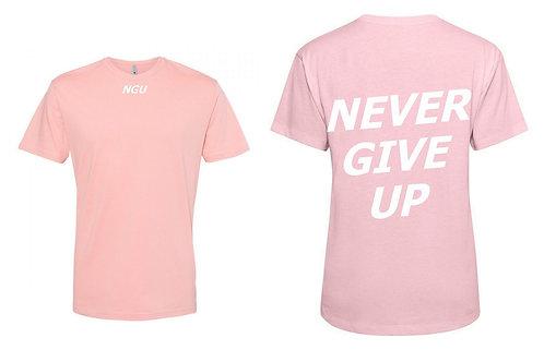 T-shirt NGU rose
