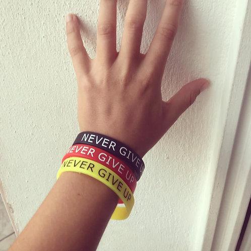 Lot de 3 bracelets NGU