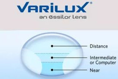 Varilux Transition Lenses