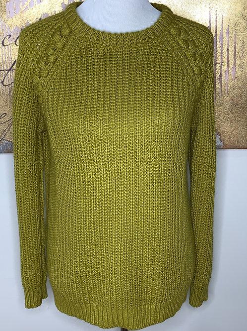 Military Green sweater