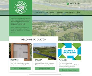 Oulton Parish Council, Suffolk