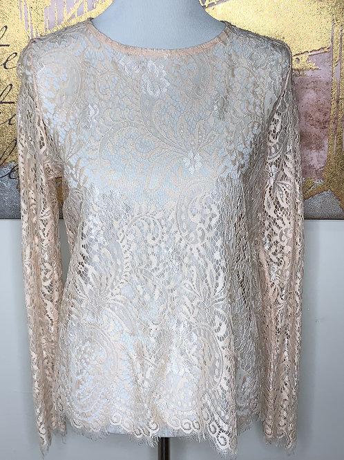 Bush Lace blouse