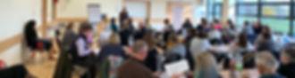 2019 11 Di talking at seminar