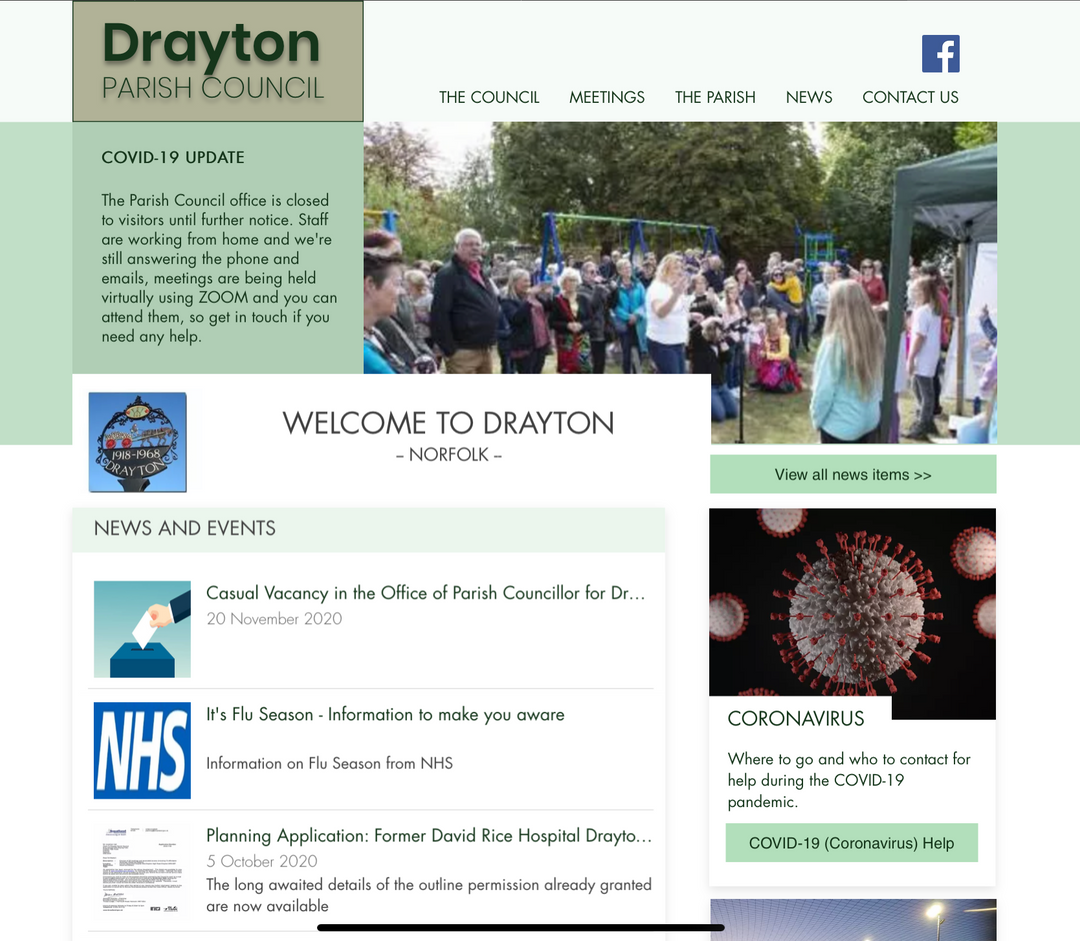 Drayton Parish Council