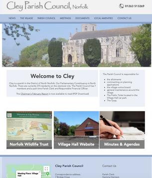 Cley Website