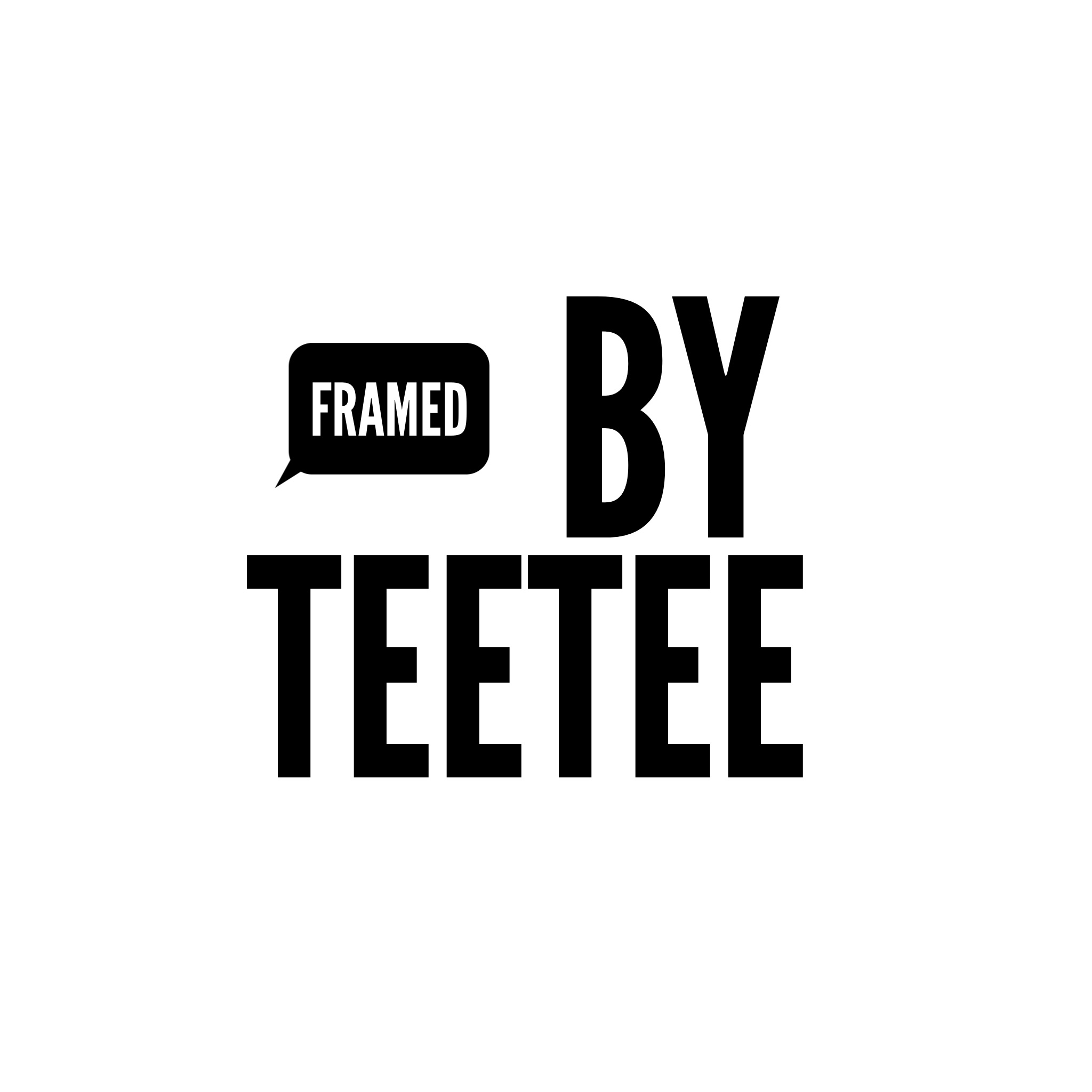Framed By Tee Tee