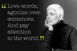 In honour of Susan Sontag's birthday, January 16, 1933