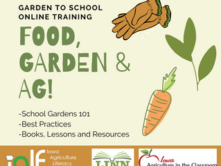 Food, Garden and Ag!