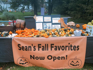 FarmChat® at Sean's Fall Favorites!