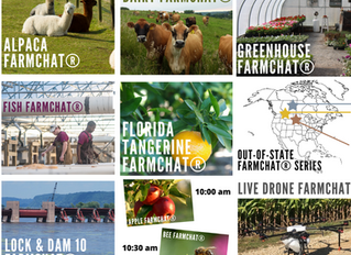Free FarmChat® Series Available for Classrooms!
