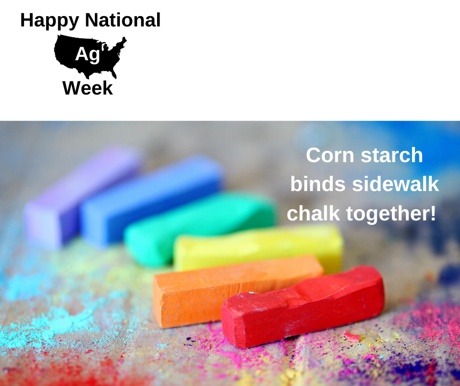 National ag week fun fact 2