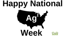 Why Celebrate Ag Week?