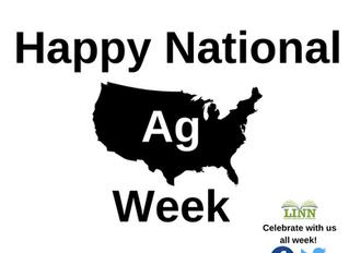 Why Celebrate Ag Week?
