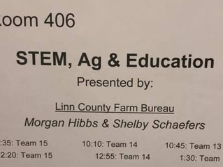 STEM, AG & EDUCATION