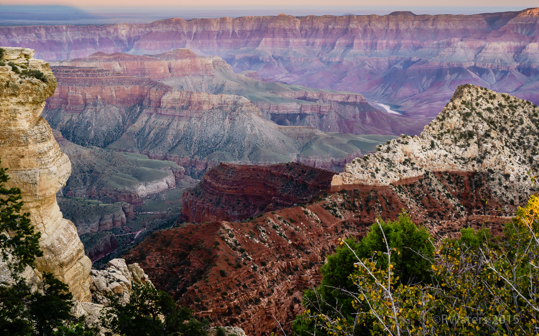 North Rim Grand Canyon~mv2