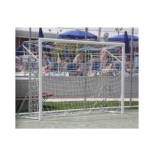 Porta regolamentare da calcetto 3x2 mt Gammasport 4640 trasportabile