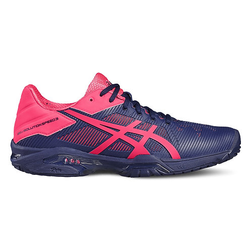 Scarpe Tennis Asics gel Solution Speed 3 donna E650N-4920***solo 41,5***