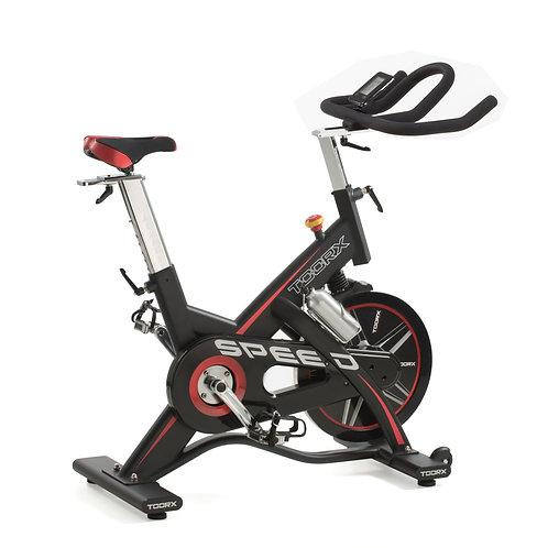 Speed bike Toorx SRX 95 volano 22 kg con ricev.