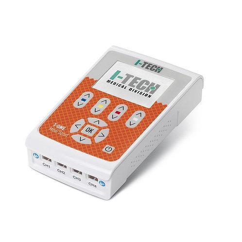 Elettrostimolatore 4 canali T-ONE Medi Sport I-Tech