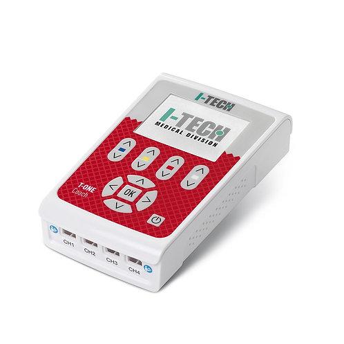 Elettrostimolatore 4 canali T-ONE Coach I-Tech