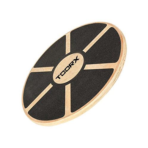Tavoletta propiocettiva Balance Board legno Toorx AHF-136