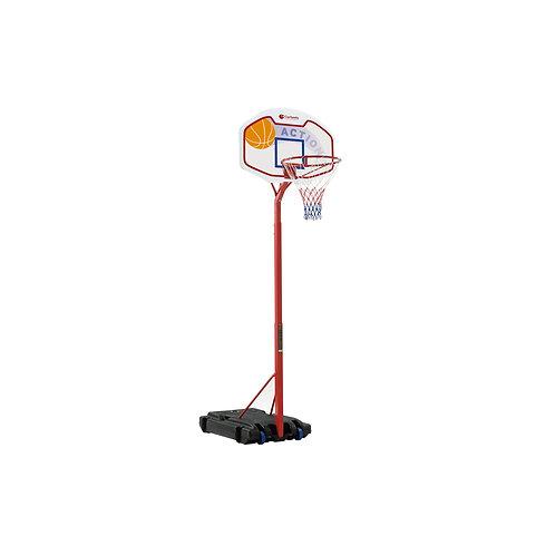 Tabellone basket con canestro e rete Detroit Garlando BA-22