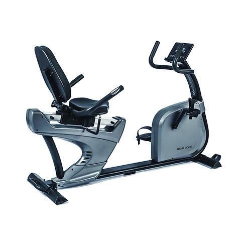 Toorx BRX-R3000 Cyclette Orizzontale Elettromagnetica Semi-Professionale Chrono