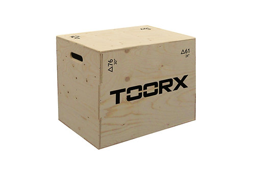 Plyo Box 3 in 1 Toorx AHF-140