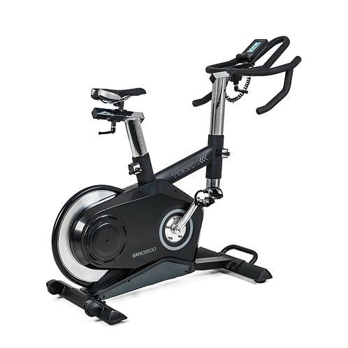 Toorx Speed bike Toorx SRX-3500 HRC elettromagnetica volano 24 kg con ricevitore