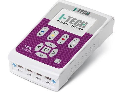Elettrostimolatore 4 canali T-ONE Medi Pro I-Tech