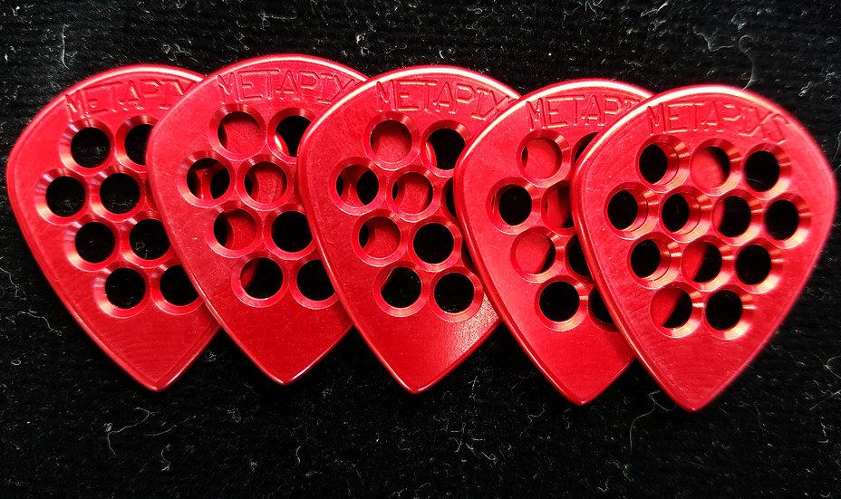 METAPIXS Red- 5 Pack