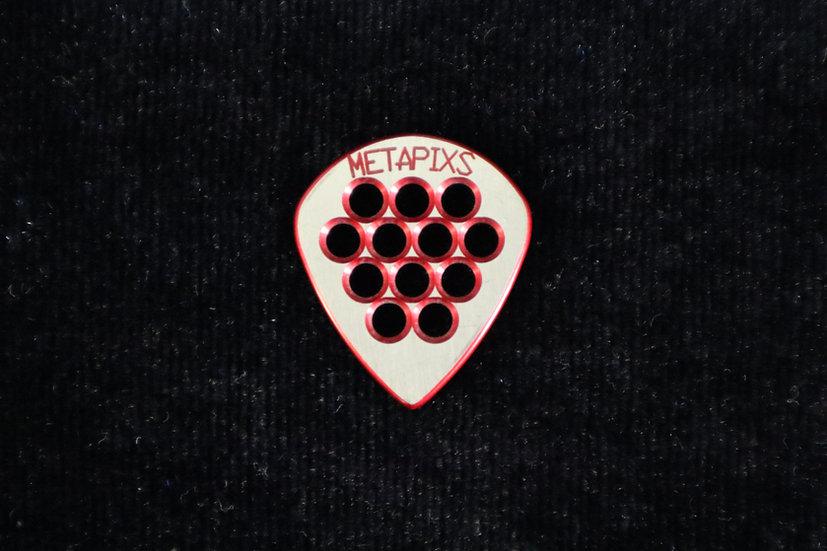 Red Pin Strip