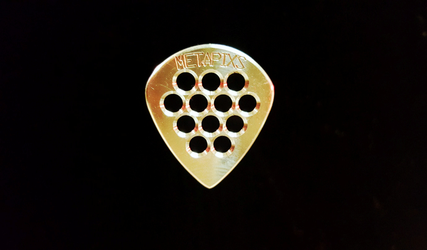 metal metapixs guitar
