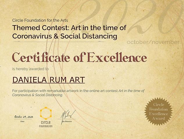 CFA_Contest_Excellence_Award_DANIELA RUM