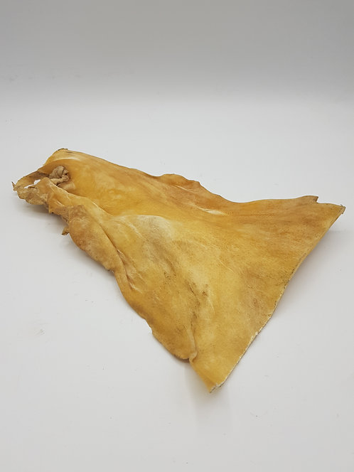 Buffalo Skin Plate