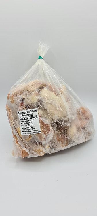 Raw Chicken Wings 2kg