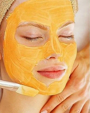 Pumpkin Enzyme Glycolic Acid Peel Facial