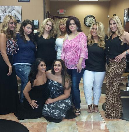 Sterling Heights Salon & Spa Indulge Beauty Salon Spa Team