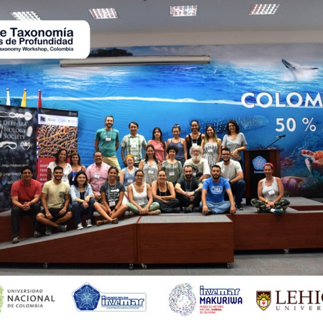 Deep-sea Coral Taxonomy Workshop. INVEMAR, Santa Marta, Columbia