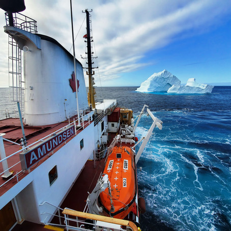 CCGS Amundsen expedition - Leg 3