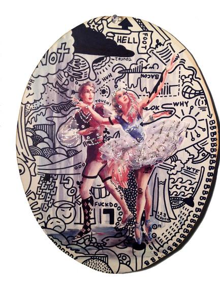 Ballet Doodle