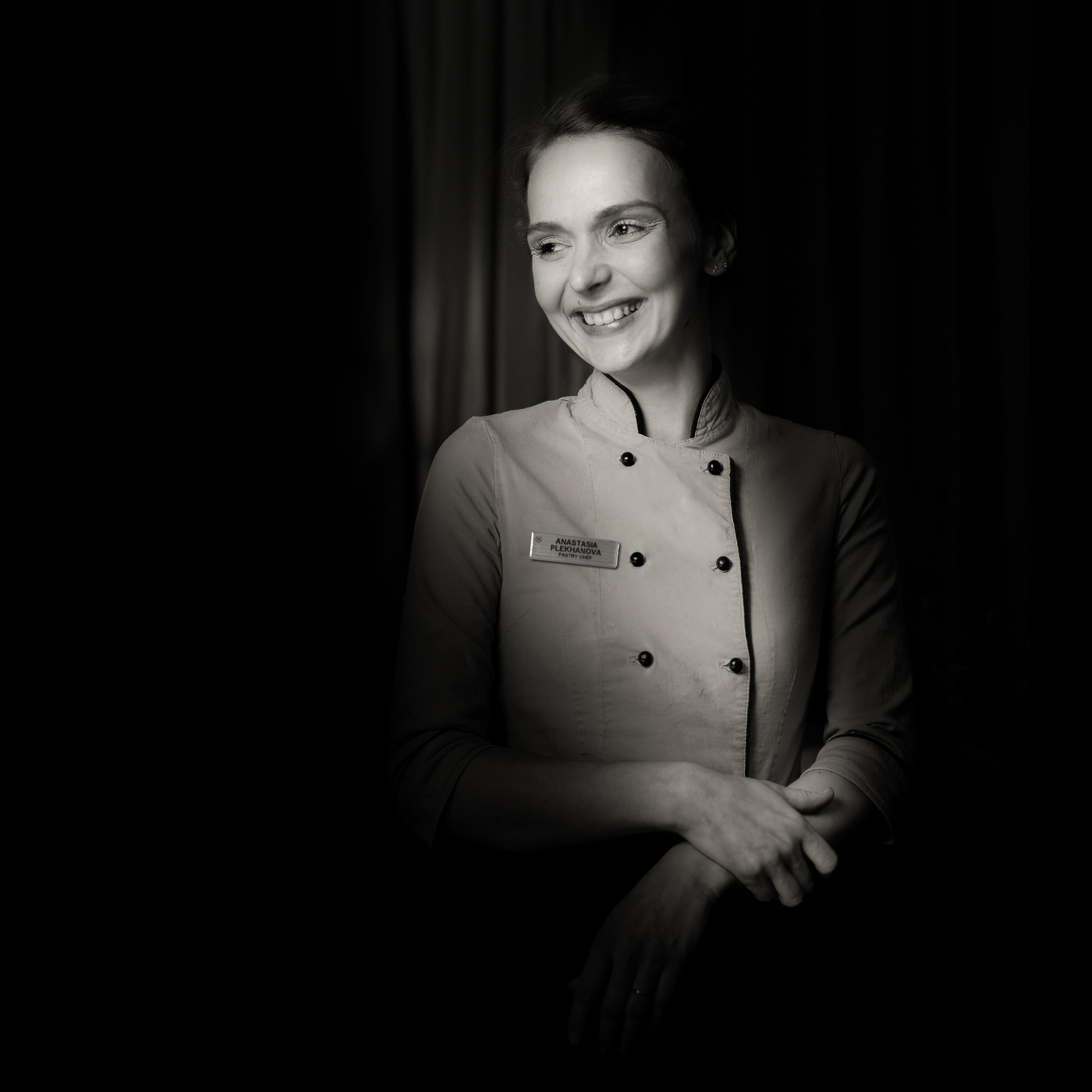 Anastasia Pastry Chef