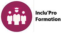Logo Inclu'Pro Formation