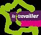 Logo Retravailler réseau national