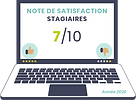 Note satisfaction 7/10 - CAA