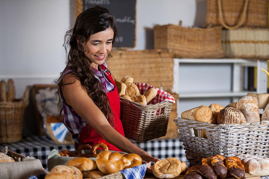 Exemple de Vendeuse en Boulangerie