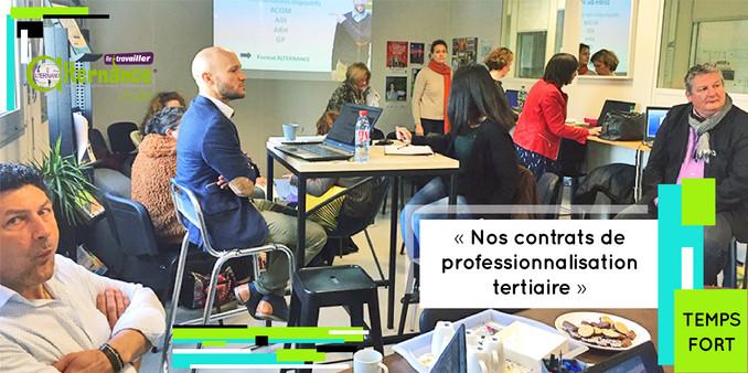 Journée lancement Contrats pro tertiaire - Nantes
