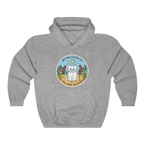 Cat Hooded Sweatshirt